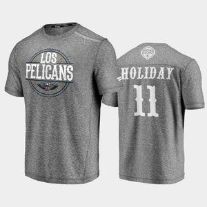 Pelicans #11 Jrue Holiday Noches Ene-Be-A T-Shirt